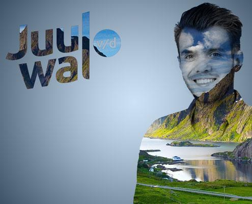 online portfolio website Juul van de Wal