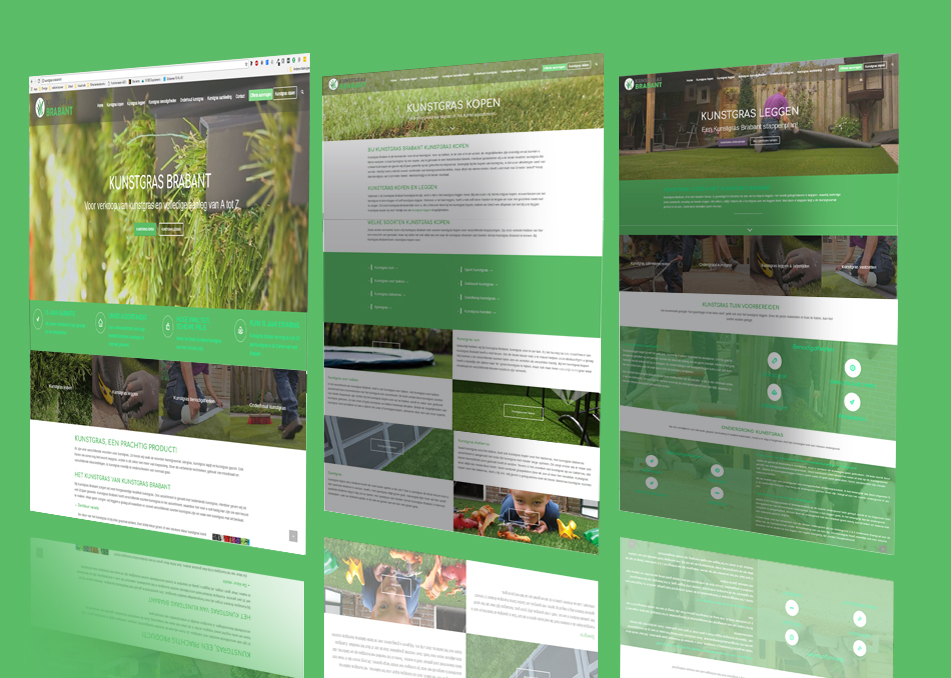 kunstgras brabant website paginas webprofessor